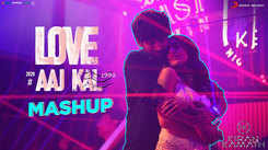 Watch Latest Hindi Music Official Mashup Video Song From 'Love Aaj Kal'