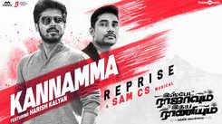Watch Latest Tamil Music Video Song 'Kannamma' (Reprise Version) From Movie 'Ispade Rajavum Idhaya Raniyum' Sung By Harish Kalyan And Sam C S