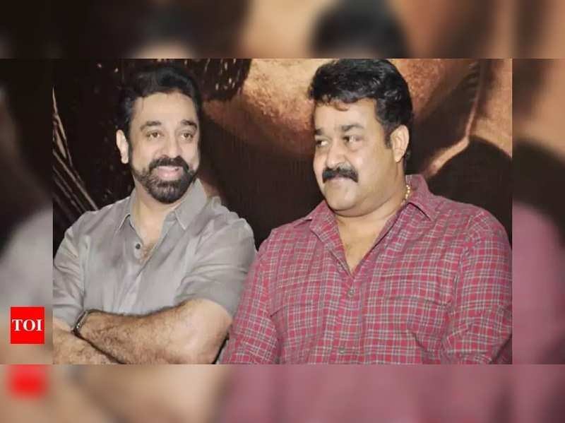 I like you from your very first film: Kamal Haasan on Mohanlal