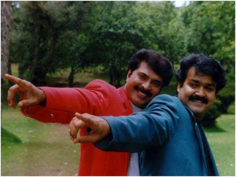 Like the flowing river, let's continue this journey: Mammootty's emotional message on Mohanlal's birthday