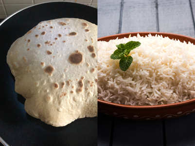 Roti versus rice: What you should eat if you want to lose weight