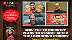 Webinar - How the Malayalam TV industry plans to resume after the lockdown period?