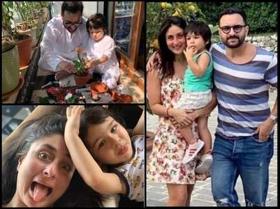 Kareena Kapoor's lockdown diaries; take a look