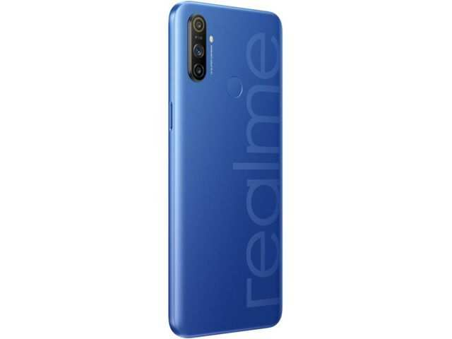 Realme Narzo 10A to go on first sale today at 12pm via Flipkart