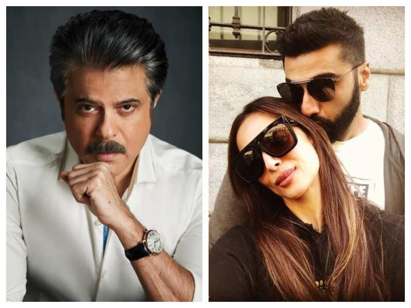 Anil Kapoor has THIS to say about nephew Arjun Kapoor's relationship with Malaika Arora