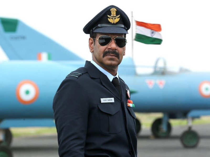 Ajay Devgn's war drama 'Bhuj' release postponed from Independence Day to December 2020?