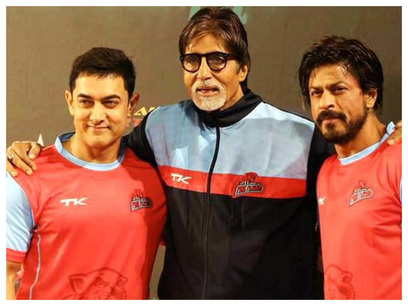 Did you know that Aamir Khan once sought help from Shah Rukh Khan on Amitabh Bachchan before working with the megastar?