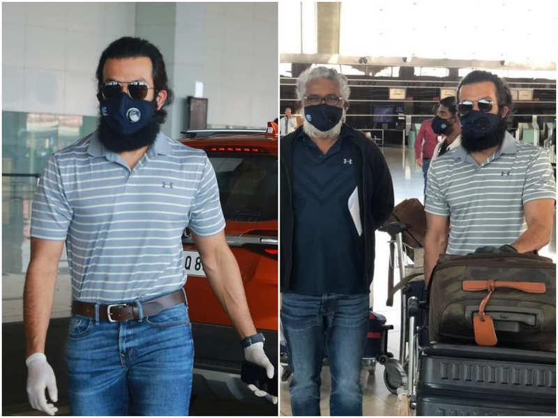 Prithviraj Sukumaran and 'Aadujeevitham' crew reaches Kerala; Supriya Menon pens a heartwarming note