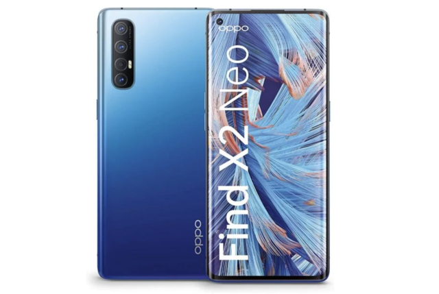 Oppo Find X2 Neo with quad-camera, 5G support launched