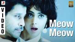Check Out Popular Tamil Music Video Song 'Meow Meow' From Movie 'Kanthaswamy' Sung By Vikram And Priya Hemesh
