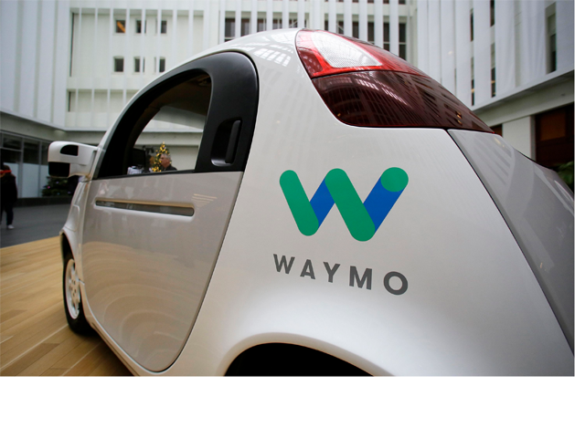 Top safety official at Waymo self-driving unit stepping down