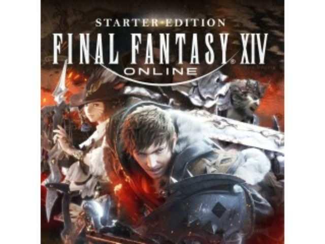 final fantasy xiv starter edition free
