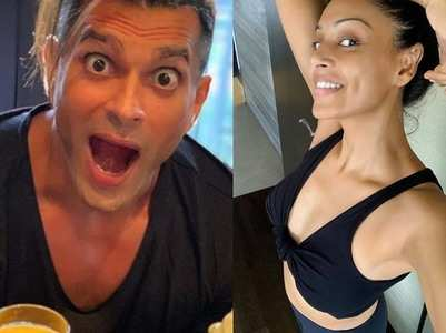 KSG is all hearts as Bipasha posts selfies!