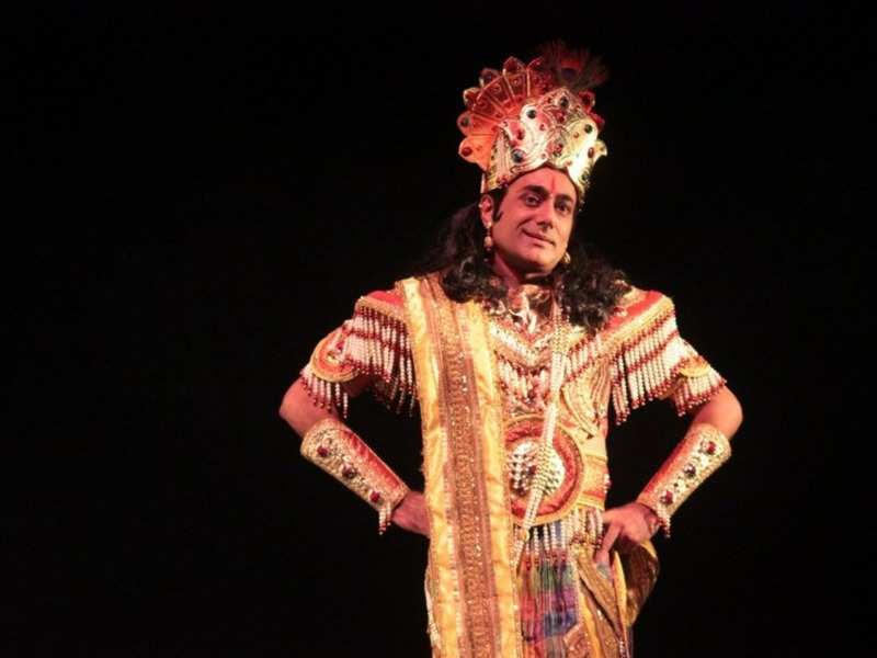 Actor Nitish Bharadwaj - Ved Vyas was first anthropologist to establish evolution (Photo - Facebook)