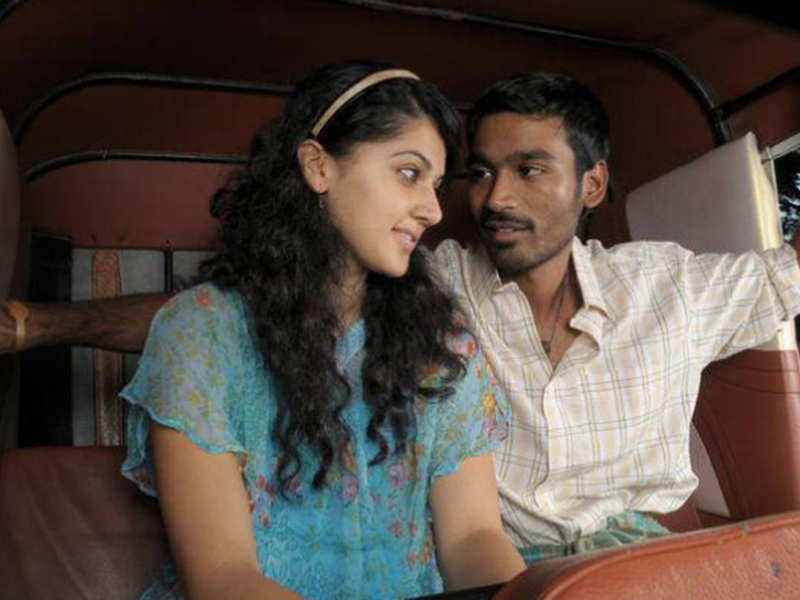 Andrea dubbed for Taapsee in Aadukalam