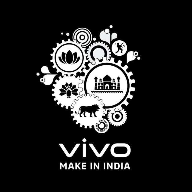 Vivo reveals its 'Make in India' logo