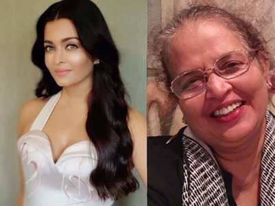 Aishwarya wishes mother on her birthday!