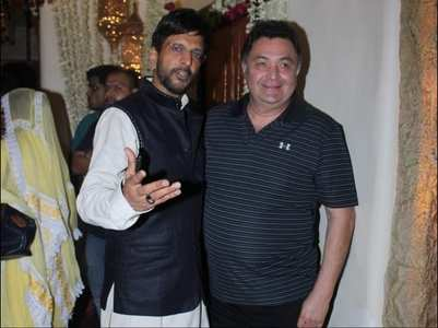 Jaaved remembers Rishi Kapoor on Eid 2020