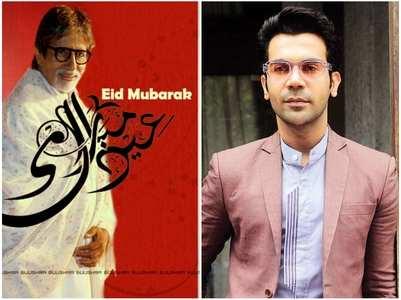 Eid 2020: Celebs send their heartfelt wishes