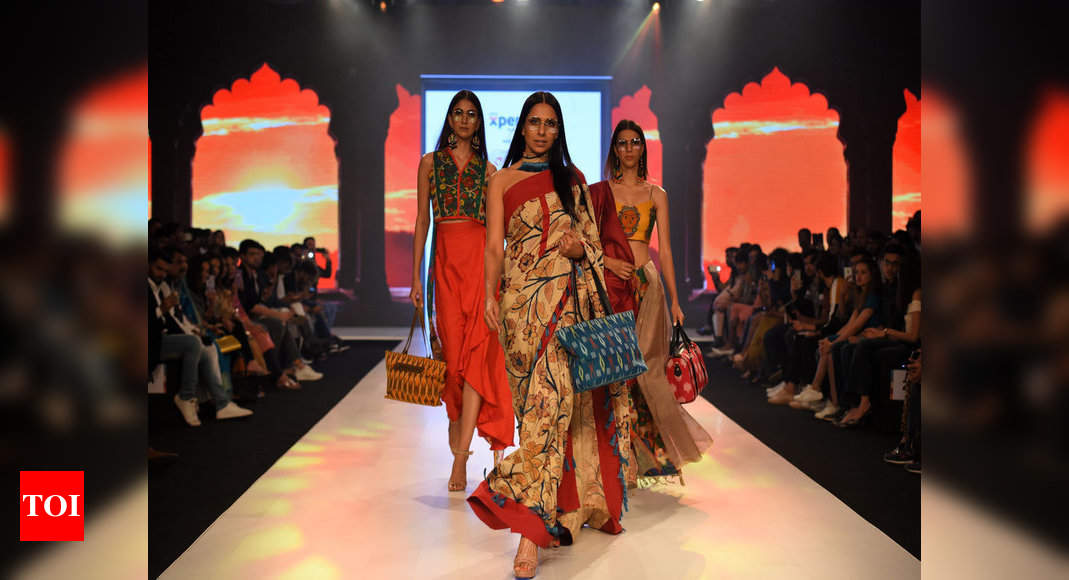 Fdci Announces India S First Ever Digital Fashion Week Times Of India