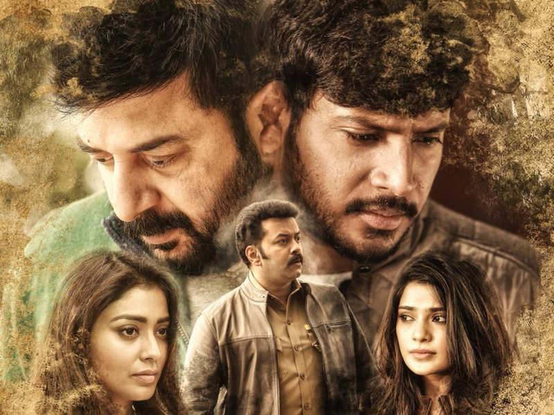 Karthick Narean's update on 'Naragasooran'
