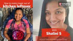 #QuickTakesWithBangaloreTimes with Shalini S