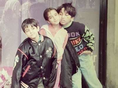 Shraddha's adorable 'Brother's Day' post