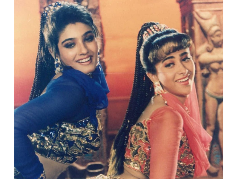 Throwback: When Farah Khan had opened up about Karisma Kapoor and Raveena Tandon's catfight on the sets of Aatish: Feel the Fire'