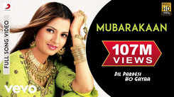 Watch Popular Eid Special Hindi Music Video Song - 'Mubarakaan' Sung By Sunidhi Chauhan