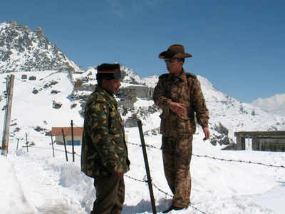 No signs of Indian, Chinese troops backing off as standoff persists in eastern Ladakh | India News