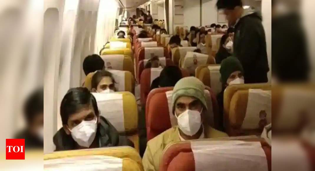 SOPs revised for flights to bring Indians home