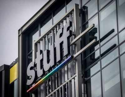Stuff CEO buys company for $1