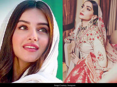 Sonam wishes fans on the occasion of Eid