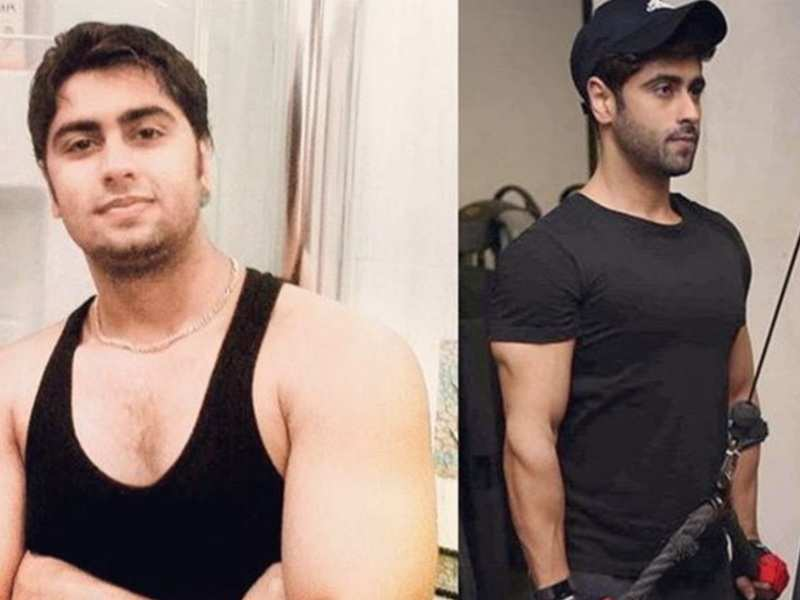 Agniphera actor Ankit Gera's 'Before and After' weight loss photos will leave you surprised