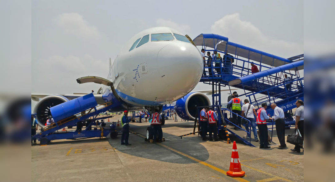 Domestic flight operations begins from today, except in Andhra, West Bengal, India
