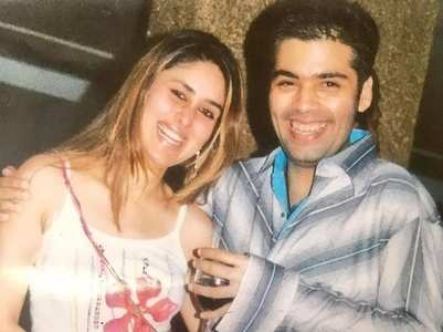 Bebo wishes KJo on his b'day with an old pic
