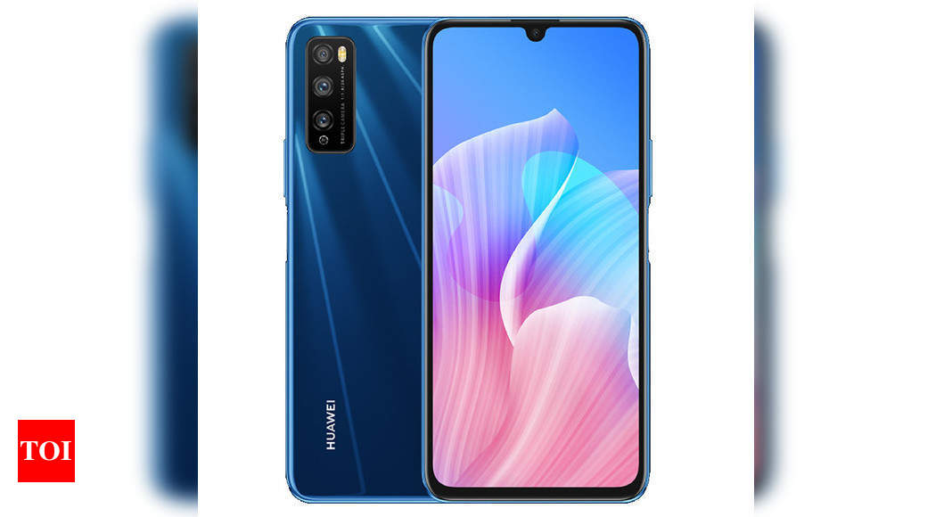 Huawei Enjoy Z 5G with triple camera launched - Times of India