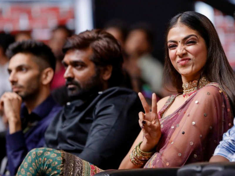 Malavika Mohanan reveals what she wants to learn from Vijay Sethupathi and Anirudh