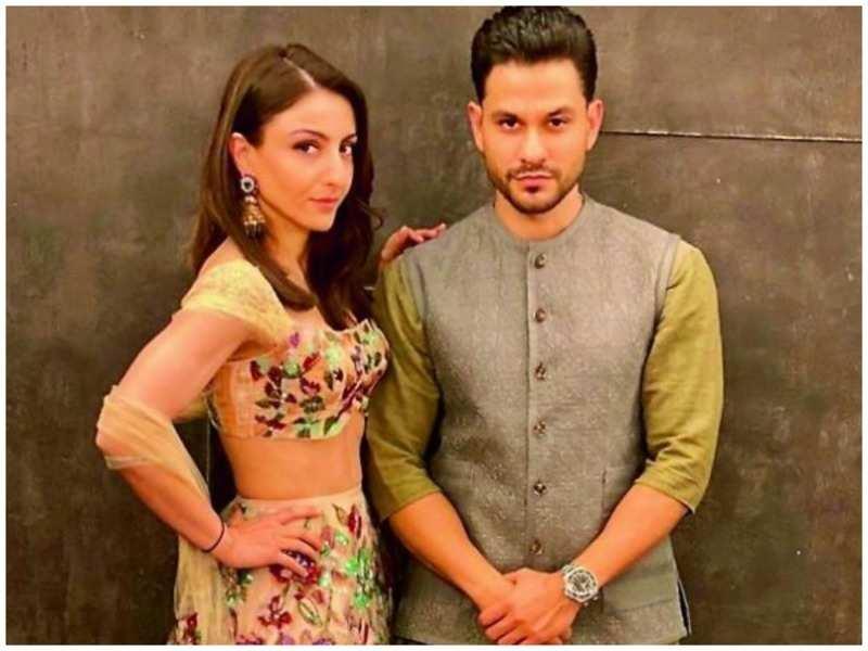 Exclusive: Kunal Kemmu won't eat food cooked by wife Soha Ali Khan! Watch video