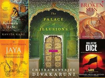 Mahabharata retellings for mytho-fiction lovers
