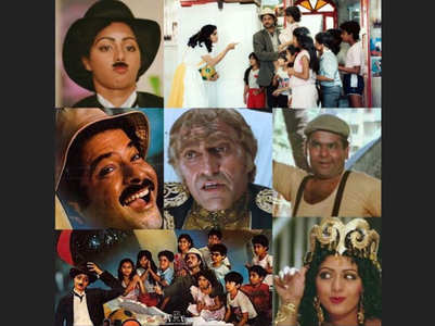 Pics of Anil, Sridevi & Boney are pure gold