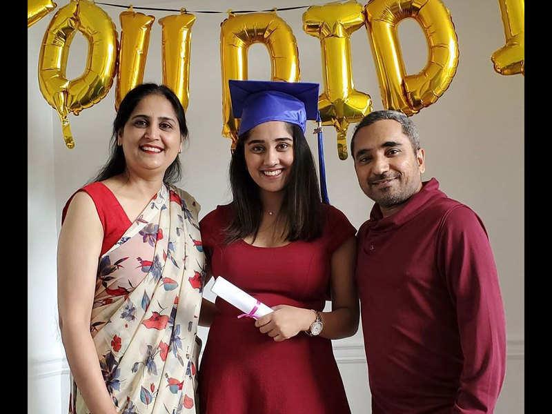 Seerat Rana gets her Phd today, elated father Rana Ranbir shares a heartwarming post