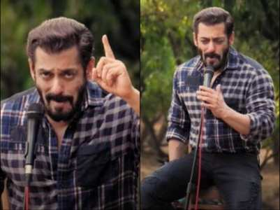 Eid 2020: Sallu's song 'Bhai Bhai' is out