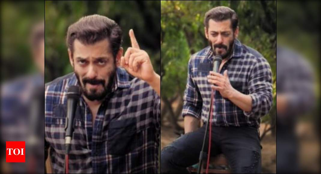 Eid Mubarak 2020: Salman Khan's new song 'Bhai Bhai' is the perfect Eidi for all his fans – WATCH – Times of India