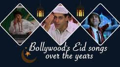 Bollywood's Eid songs over the years