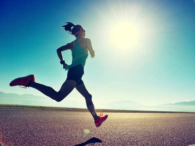 Here is why you should train slowly to run faster