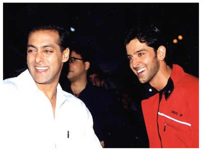 Hrithik on waking up as Salman Khan!