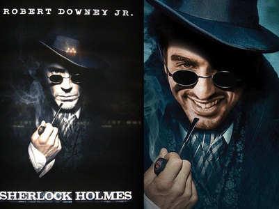 Fan transforms Arjun into Sherlock Holmes