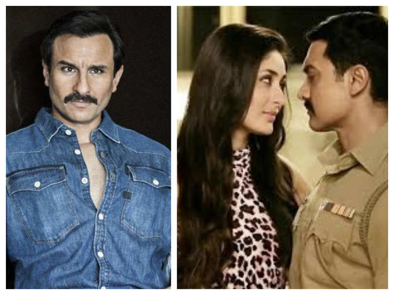 Did you know before Kareena Kapoor, Saif Ali Khan was offered to play Aamir Khan's role in 'Talaash'?