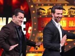 Did you know Salman Khan had helped Hrithik Roshan to prep for his debut film 'Kaho Naa Pyaar Hai'?